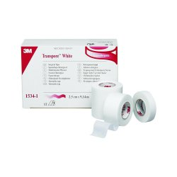 3M™ Transpore™ White Medical Tape