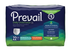 Prevail® Extra Absorbent Underwear