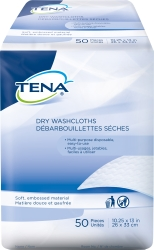 TENA® Washcloth