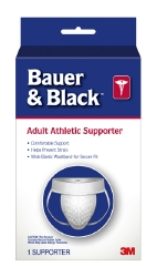 3M™ Bauer & Black™ Athletic Supporter