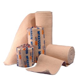 McKesson Nonsterile Elastic Bandage, 3 Inch x 5 Yard, Honeycomb