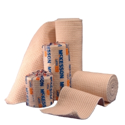 McKesson Nonsterile Elastic Bandage, 6 Inch x 5 Yard, Honeycomb