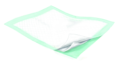 Wings™ Disposable Heavy-Absorbent Underpad, 30 X 30 Inch, Beige