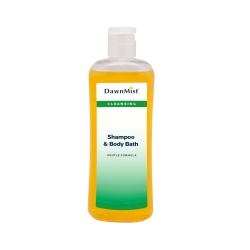 DawnMist® Shampoo and Body Wash, 8 oz. Flip-top Bottle