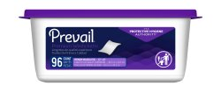 Prevail® Fresh Scent Personal Wipes, Tub
