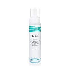 3-N-1™ Scented Cleansing Foam® Body Wash, 7.5 oz. Pump Bottle