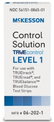 McKesson TRUEcontrol® Glucose Control Solution