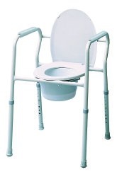 Graham-Field Commode Chair