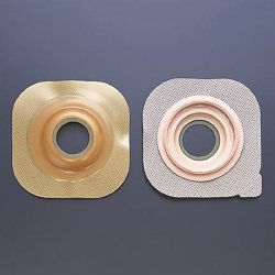 New Image™ FlexWear™ Skin Barrier With 1 1/8 Inch Stoma Opening