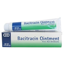 Bacitracin First Aid Antibiotic Ointment