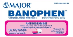 Banophen™ Allergy Relief