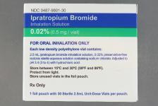 Nephron Pharmaceutical 00487980101