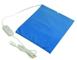 Economy Electric Dry Heating Pad, 12 x 15 Inch