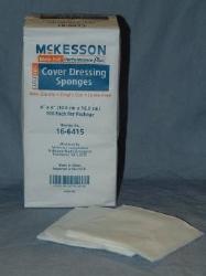 McKesson Cover Dressing Sponge