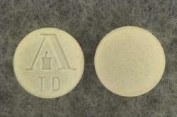 Forte Pharmaceutical 00456045801