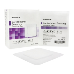 McKesson Composite Barrier Island Dressing