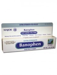 Major® Banophen™ Itch Relief