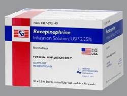 Nephron Pharmaceutical 00487590199