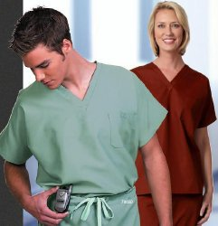 Fashion Seal Uniforms 78741-XL