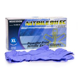 McKesson NITRILE 911™ EC Exam Glove
