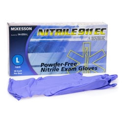 McKesson NITRILE 911™ EC Exam Glove