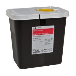 47ed50b98454 Shop RCRA Waste Container - McKesson Medical-Surgical