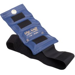 Cuff® Original Ankle & Wrist Weight, Blue, 1 lbs.