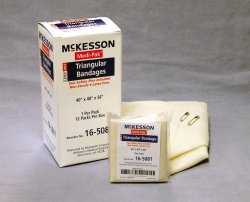 McKesson Triangular Bandage