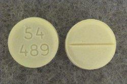Roxane Laboratories 00054418125