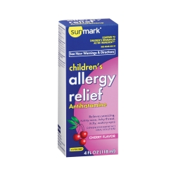 sunmark® Allergy Relief Antihistamine Liquid