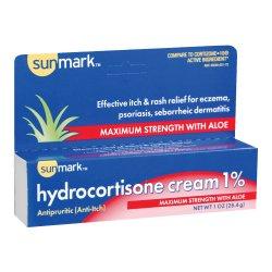 sunmark® Itch Relief Cream