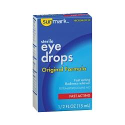 sunmark® Eye Drops