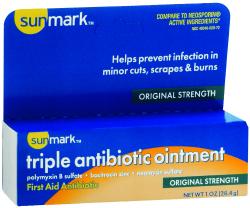 sunmark® First Aid Antibiotic
