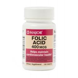 Major® Folic Acid Supplement