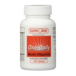 Geri-Care Multivitamin Supplement
