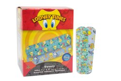 Looney Tunes™ Stat Strip® Kids Design Adhesive Strip, ¾ x 3 Inch