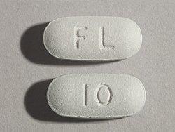 Forte Pharmaceutical 00456321063