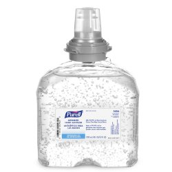 Purell® Advanced Gel Hand Sanitizer 1200 mL Dispenser Refill Bottle