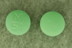 IVAX Pharmaceuticals 51079010720