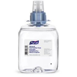 Purell® Advanced Foaming Hand Sanitizer 1200 mL Dispenser Refill Bottle