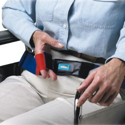 ChairPro E-Z Release Belt Alarm System with Grommets