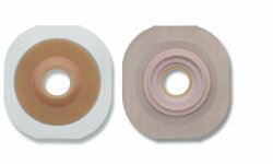New Image™ Flextend™ Skin Barrier With 5/8 Inch Stoma Opening