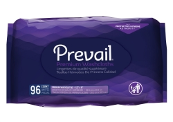 Prevail® Personal Wipe Fresh Scent Soft Pack