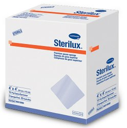Hartmann Sterilux® Gauze Sponge