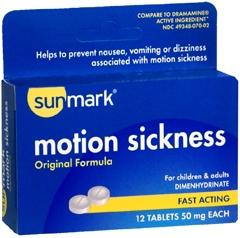 Sunmark® Nausea Relief