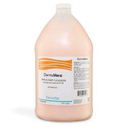DermaVera® Skin & Hair Cleanser, Scented, 1 gal. Jug