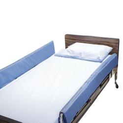 SkiL-Care™ Cushion Top Vinyl Bed Rail Pads, 72 Inch Length