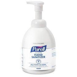 Purell® Foaming Hand Sanitizer, 535 mL Pump Bottle