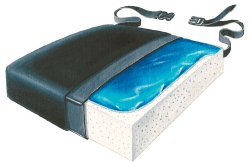 Skil-Care™ Gel and Foam Seat Cushion