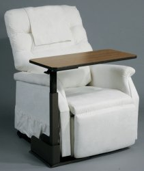 Drive™ Seat Lift Chair Overbed Table